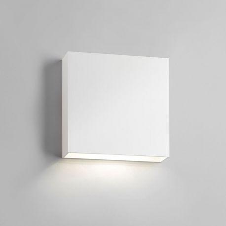 Compact Down W2 LED væglampe - Hvid