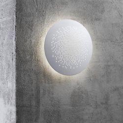 Nordlux Hunt 19 LED væglampe - Hvid