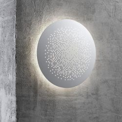 Nordlux Hunt 26 LED væglampe - Hvid