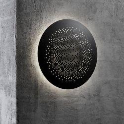 Nordlux Hunt 26 LED væglampe - Sort