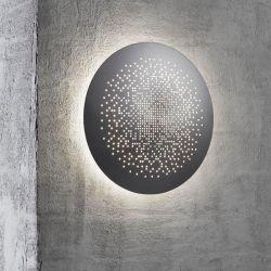 Nordlux Hunt 26 LED væglampe - Alu