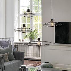 WATT A LAMP Radio pendel - Mørkegrå