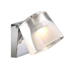 Nordlux IP S12 væglampe - Krom