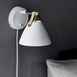 Nordlux Strap væglampe - Hvid