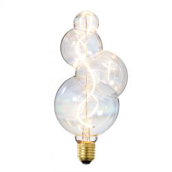NUD Collection LED Bubble pære (Sæbeboble globepære) E27