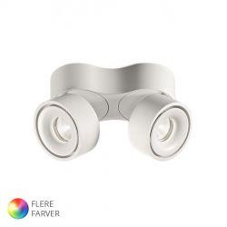 Clippo Duo spot loftlampe/væglampe