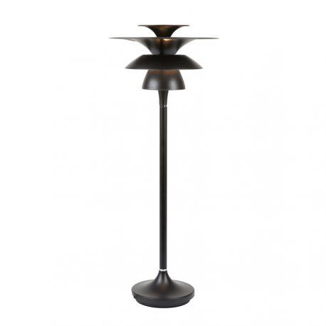Belid Picasso H46 bordlampe - Mat sort