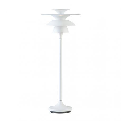 Belid Picasso H46 bordlampe - Mat hvid