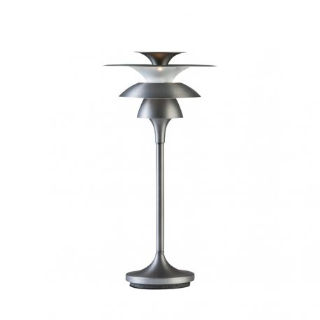 Belid Picasso H35 bordlampe - Oxidgrå