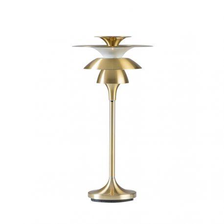 Belid Picasso H35 bordlampe - Messing