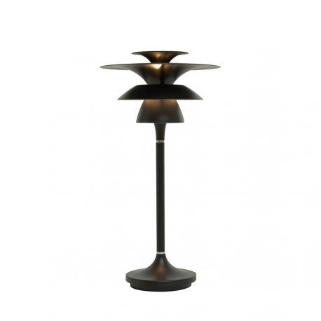 Belid Picasso H35 bordlampe - Mat sort