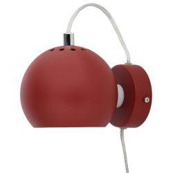 Frandsen Ball væglampe - Rust