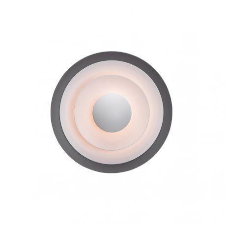 Belid Diablo D300 væglampe - Grå