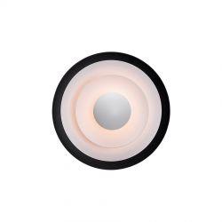 Belid Diablo D300 væglampe - Sort/rød