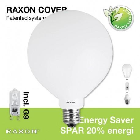 E27 Globe-cover Ø12,5 +48W Energy Saver