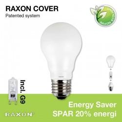 E27 Globe-cover Ø5,5 +48W Energy Saver