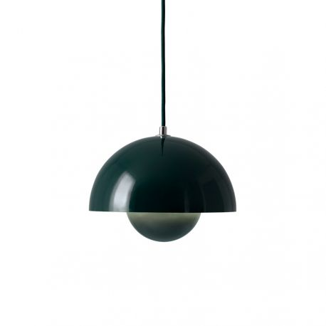 Verner Panton Flowerpot VP1 - Dark Green