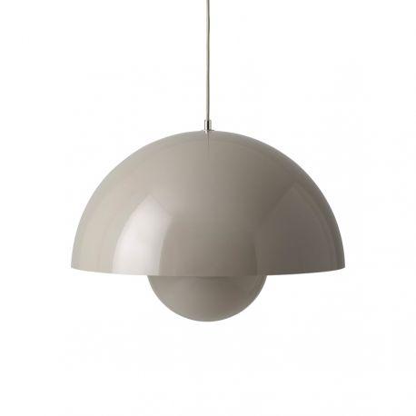 Flowerpot VP2 pendel - Grey Beige