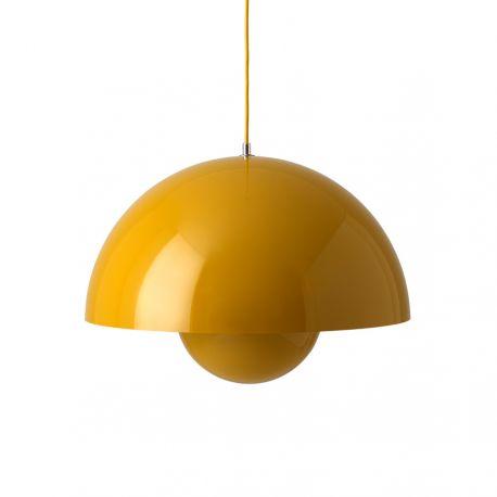 Flowerpot VP2 pendel - Mustard