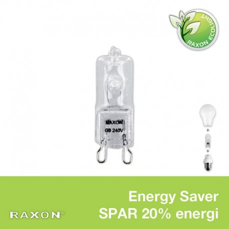 G9 20W Energy Saver - 240V RX