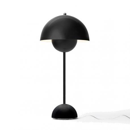 Flowerpot VP3 bordlampe - Matt Black