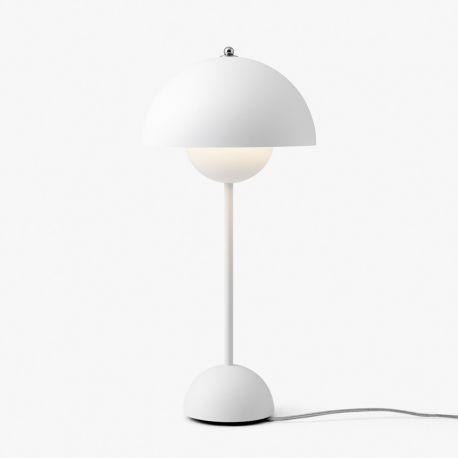 Flowerpot VP3 bordlampe - Matt White