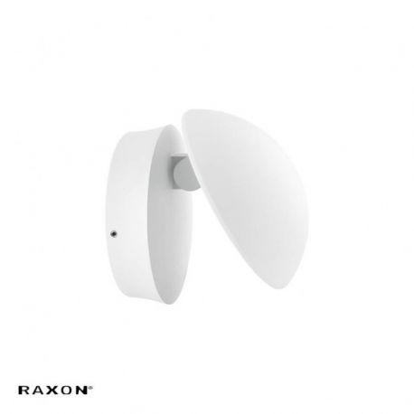 Raxon Indirect LED væglampe 13W/3000K IP54 - Hvid