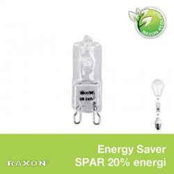 G9 60W Energy Saver - 240V RX