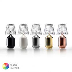 Studio Italia Design Valentina batteri bordlampe