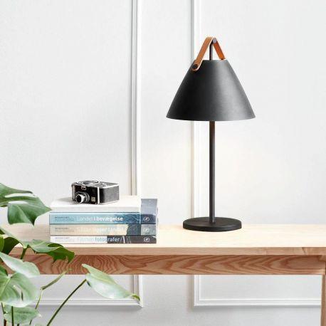 Nordlux Strap bordlampe - Sort