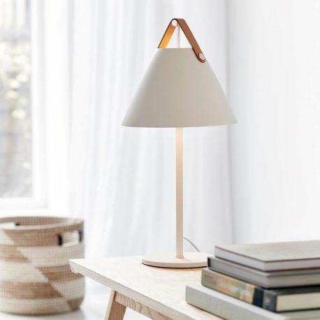 Nordlux Strap bordlampe - Hvid