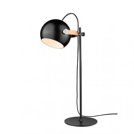 Halo Design DC bordlampe - Sort