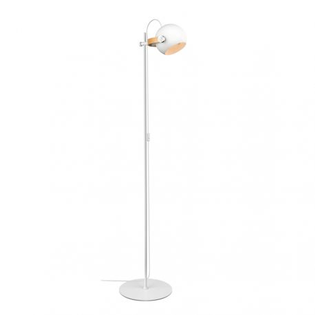 Halo Design DC gulvlampe m/1 arm - Hvid