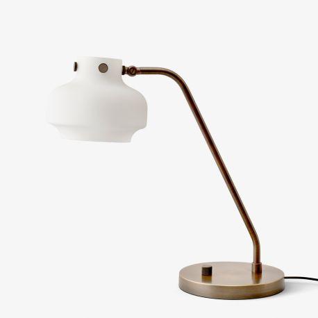 Copenhagen SC15 skrivebordslampe - Opal glas
