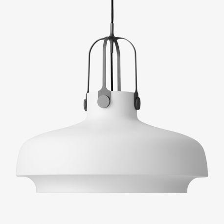 Copenhagen SC8 pendel - Mat hvid
