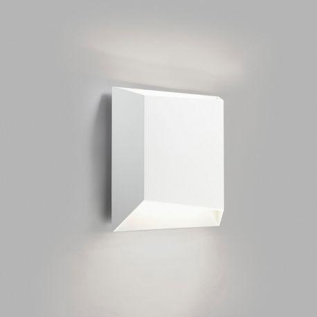 Light-Point Facet W1 væglampe - Hvid