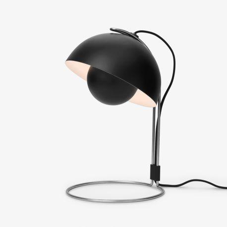 Flowerpot VP4 bordlampe - Matt Black