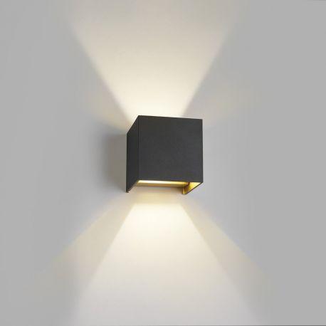 Light-Point Box mini - Sort/guld