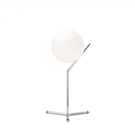 FLOS IC T1 High bordlampe - Krom