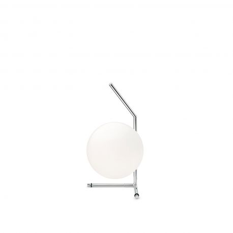 FLOS IC T1 Low bordlampe - Krom
