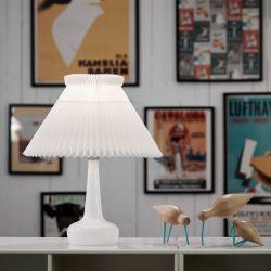 Le Klint 311 bordlampe - Stål