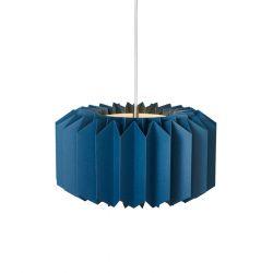 Le Klint Pleats Onefivefour Medium - Indigo Blue