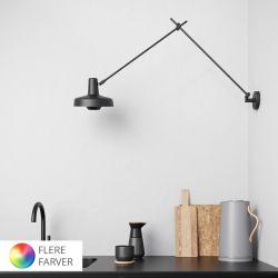 Grupa-Products Arigato væglampe (lang arm)