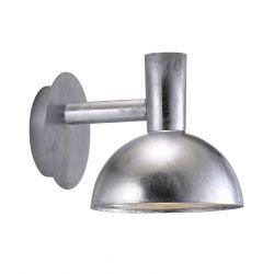 Nordlux Arki Outdoor væglampe - Galvaniseret stål
