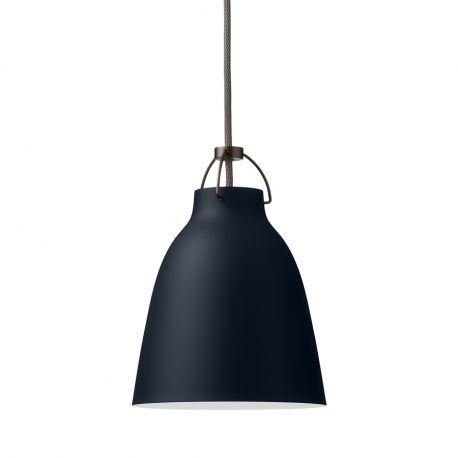 Caravaggio™ P1 pendel - Mat dark ultramarine