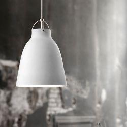 Caravaggio™ P2 pendel - Mat hvid