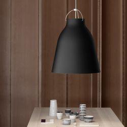 Caravaggio™ P3 pendel - Mat sort