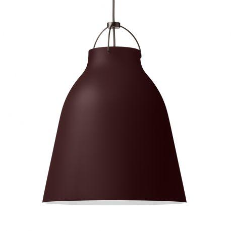 Caravaggio™ P3 pendel - Mat dark sienna