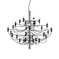FLOS 2097/30 LED lysekrone - Krom