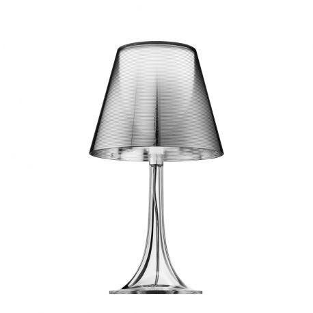 FLOS Miss K bordlampe - Sølv